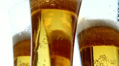 Beer - stock footage