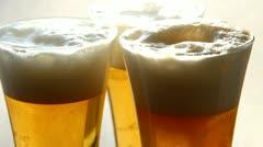 Beer - stock footage