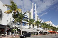 Hotel Breakwater - stock photo