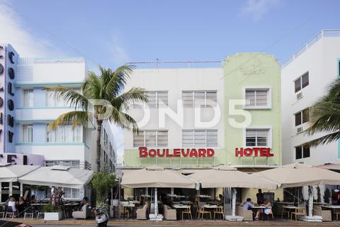 Stock photo of Boulevard Hotel