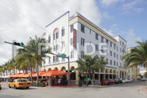Stock photo of The Edison Hotel