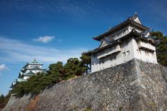 Stock Photo of nagoya castle