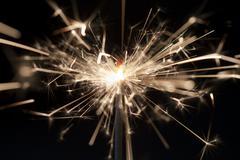 Stock Photo of sparkler