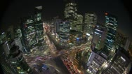 Stock Video Footage of Seoul City