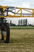 agricultural equipment. detail 106 - stock photo