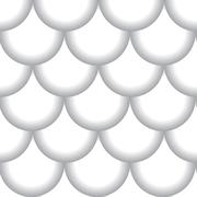 Abstract background - scales Stock Illustration