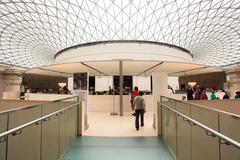 British museum Stock Photos