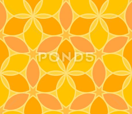 Stock Illustration of geometric pattern