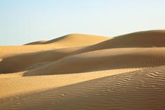 Stock Photo of sand dunes