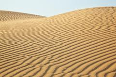 Stock Photo of sand dunes