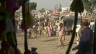 Stock Video Footage of Pushkar Fair