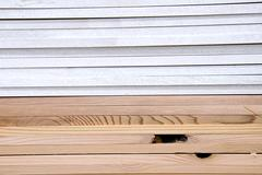 Wooden panels Stock Photos