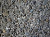 ZB Pureview - Pebble Wall Texture 1 Stock Photos