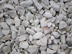 ZB Pureview - White Rock Textures - stock photo