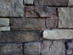 ZB Pureview - Stone Brick Wall Texture 3 Stock Photos