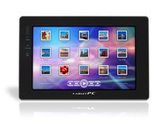 Tablet PC Stock Illustration