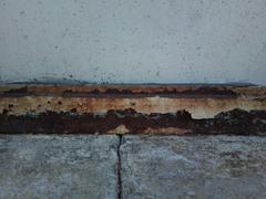 ZB Pureview - Stone Edges Closeup Texture - stock photo