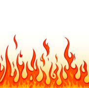 Fire Stock Illustration