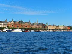 Stock Photo of Stockholm, Sweden