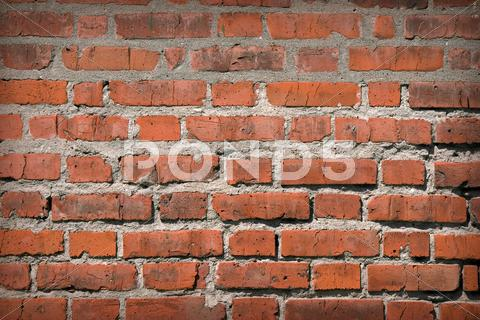 Stock photo of brick
