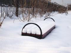bench - stock photo