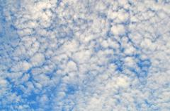 Stock Photo of blue sky with cloud, sky background