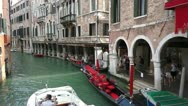 Stock Video Footage of Venice canal