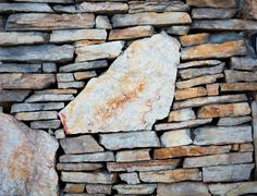 colorful and textured stone backgrounds - stock photo