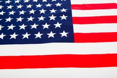 Stock Photo of american flag