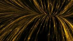 Golden Lines Stock Footage