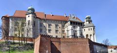 Stock Photo of wawel castle in krakow