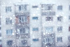 Snowstorm Stock Photos