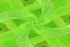 Green abstraction Stock Illustration