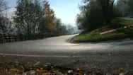 Stock Video Footage of rally 02