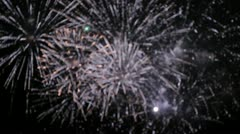 Fireworks 23 Stock Footage
