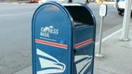 Mailbox Stock Footage