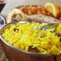 Pillau rice Stock Photos