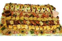 Stock Photo of large party platter
