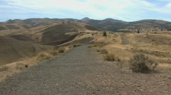 John Day fossil beds 1 Stock Footage