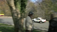 Stock Video Footage of rally vintage 02