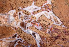 Stock Photo of stone texture agate, background