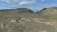 John Day view point 3 Stock Footage