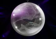 Stock Photo of discoball