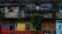 Houses in India Stock Footage