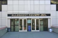 Stock Video Footage of Allegheny County Jail