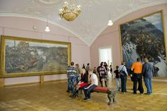 Stock Photo of russian museum in st.petersburg