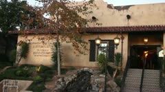 San Diego Mormon Battalion Historic Site - stock footage