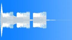 Chiptune sound: coin pickup - sound effect