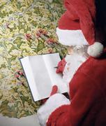 Stock Photo of santa claus