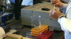 Laboratory & research Stock Footage